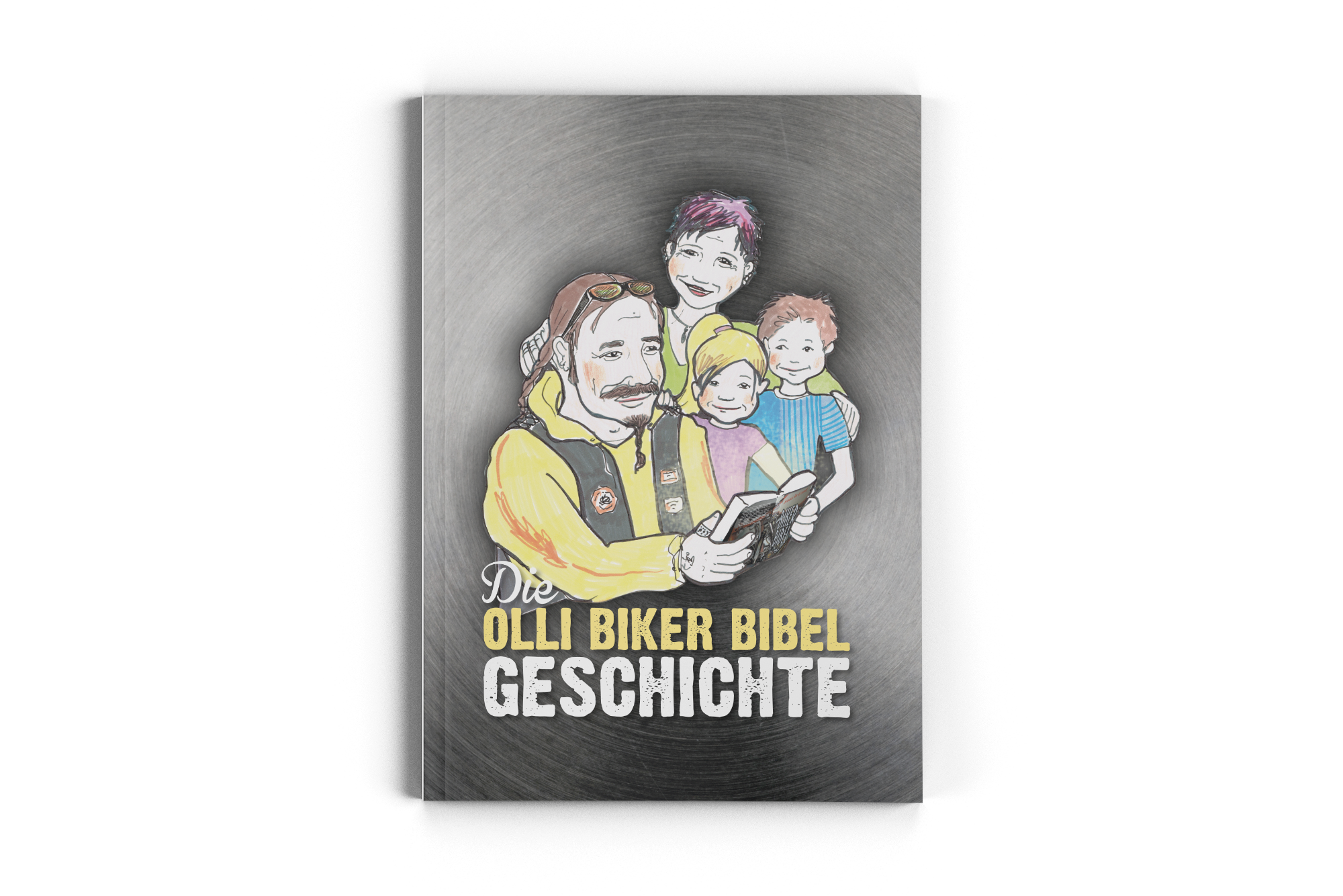 A Biker Bible story, through the eyes of William and Emma